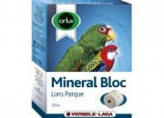 versele laga Mineral Block – минерален микс за средни папагали – 400gr.