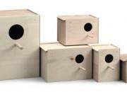 Къщичка за птици – 12x11x11.5 cm. Артикул No:PP00230