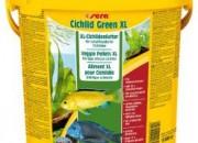 sera Cichlid Green XL – храна със Спирулина за големи растителноядни риби – 1000 мл.ID: 1207021