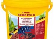 sera Cichlid Red XL- основна храна за големи месоядни цихлиди  -1000 мл.ID: 1207026