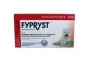 Fypryst 67 mg. – за кучета с тегло от 2 до 10 кг. / 3 броя пипети /