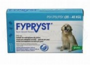 Fypryst 268 mg. – за кучета с тегло от 20 до 40 кг. / 3  пипети /