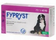Fypryst 402 mg. – за кучета с тегло над 40 кг. / 3 пипети /