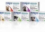 Fypryst Combo 50 mg. – за котки / 3 броя пипети /