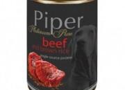 Piper® Platinum Adult 400гр – с телешко и кафяв ориз.  ID номер 0905104
