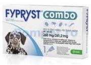 Fypryst Combo 268 mg. – за кучета с тегло от 20 до 40 кг. / 3  пипети /