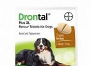 Bayer Drontal Plus XL – обезпаразитяващи таблетки 1 брой/ таблетка/