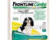Merial Frontline Combo spot on S – противопаразитна пипета за кучета от 2 до 10 кг.