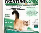 Merial Frontline Combo spot on Cat – противопаразитна пипета за котки