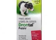 Bayer Drontal Puppy – обезпаразитяваща суспензия 50 мл.