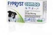 Fypryst Combo 134 mg. – за кучета с тегло от 10 до 20 кг. / 3  пипети /