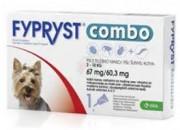 Fypryst Combo 67 mg. – за кучета с тегло от 2 до 10 кг. / 3  пипети /