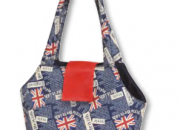 Чанта BRITISH BLUE  42/22/28cm. – CP250/C