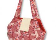 Чанта BRITISH RED – CP250/F