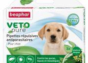 Beaphar Bio Sopt On Puppy – репелентни капки за малки кученца Съдържа 3 пипети от 1мл   – ID100126