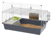 Ferplast Cage Rabbit 100 – клетка за зайци 95 / 57 / 46 cm.ID- 57052370