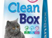 CleanBox – постелка за котешка тоалетна от бял бентонит – бебешка пудра.ID- 0602847